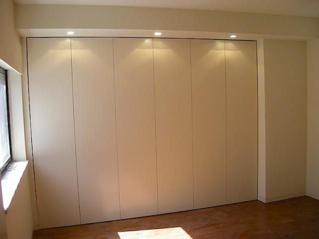 Closets roupeiros trabalhos de casa - Pladur para exteriores ...